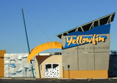 Yellowfin marina restaurant